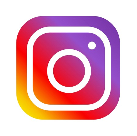 Graphic of the Instagram icon.